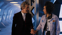 Doctor Who Season 10 Peter Capaldi and Pearl Mackie Image 3 (5)