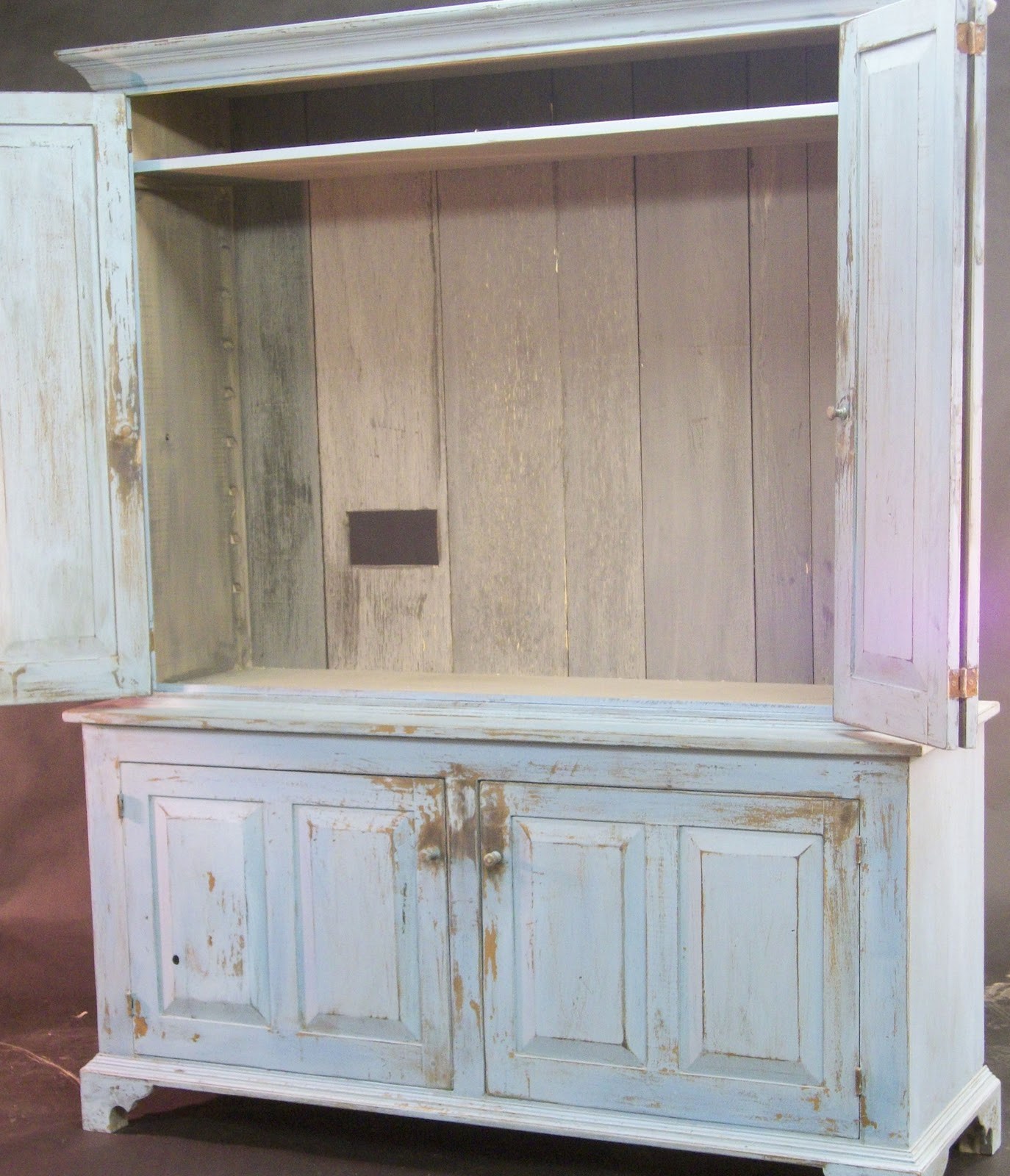 Letters From The Chair: Flat Screen TV Cabinet