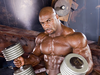 Toney Freeman Bodybuilder