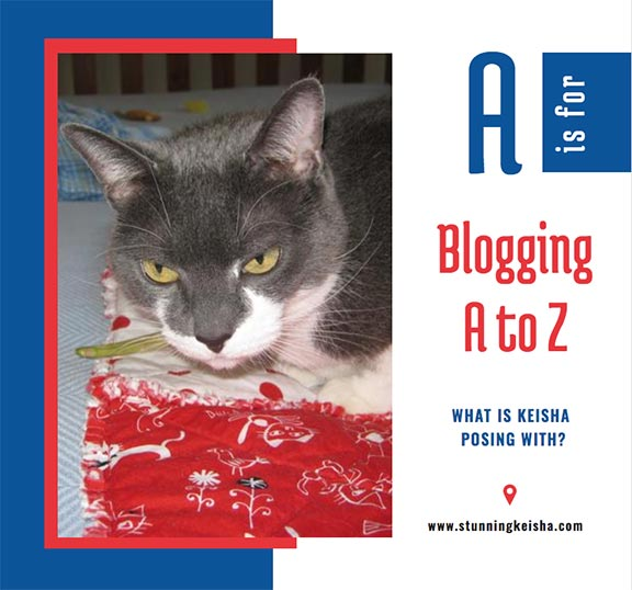Blogging From A to Z: A is for …