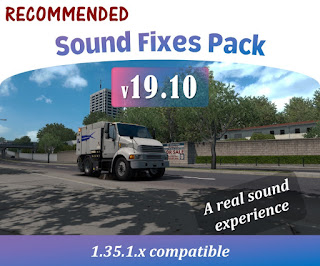 sound fixes pack v19.10.1 for ets 2 & ats