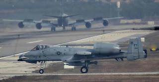 واشنطن تسرّح 424 موظفا من قاعدة إنجيرليك الجوية