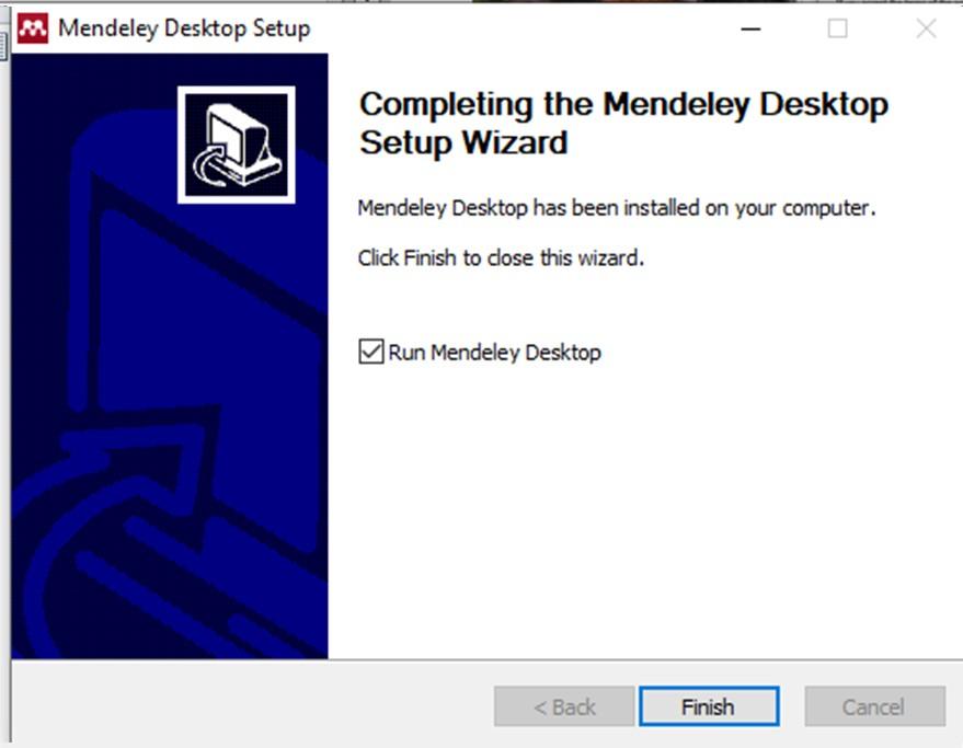 Langkah-langkah Menggunakan Mendeley