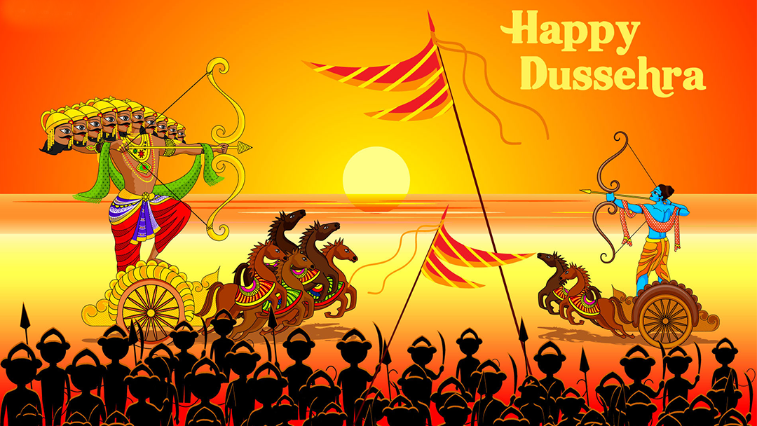Happy Dussehra Quotes For Crush