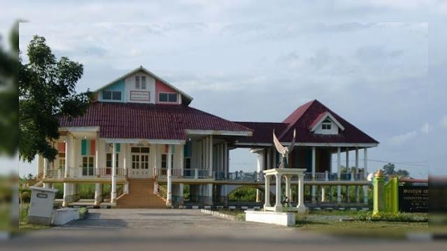 Objek Wisata Museum Sejarah Rokan Hilir di Kabupaten Rohil