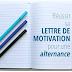 Comment rédiger une bonne lettre de motivation ?