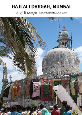 Haji Ali Dargah Pinterest