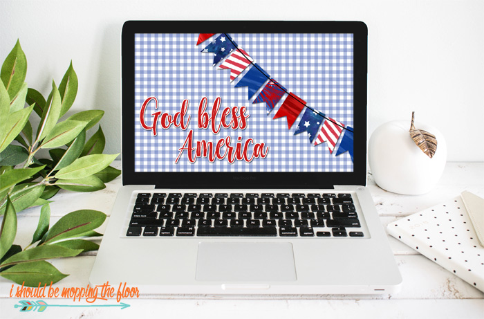 Patriotic Desktop Wallpaper