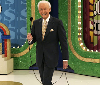 Picture of Bob Barker hosting the show