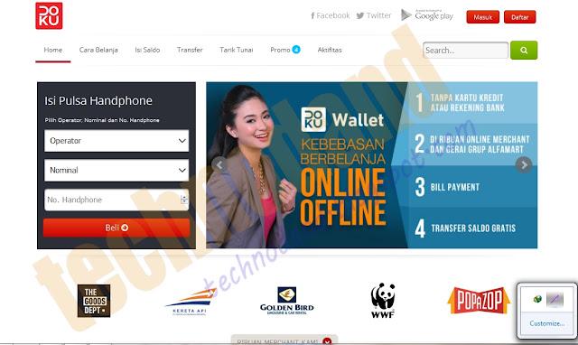 Cara Membuat Akun Doku Untuk Transaksi Pembayaran Online