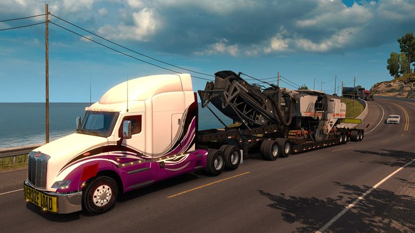 American Truck Simulator Heavy Cargo Pack Free Download Screenshot 3