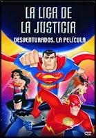 La Liga de la Justicia Origenes Secretos