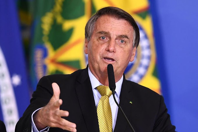 Bolsonaro Investigated For Attacking The Electoral System