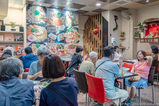 MG 3069 - 姐妹花越南創意料理,每到用餐時刻人潮滿滿滿,超過100種道地風味餐點任你搭