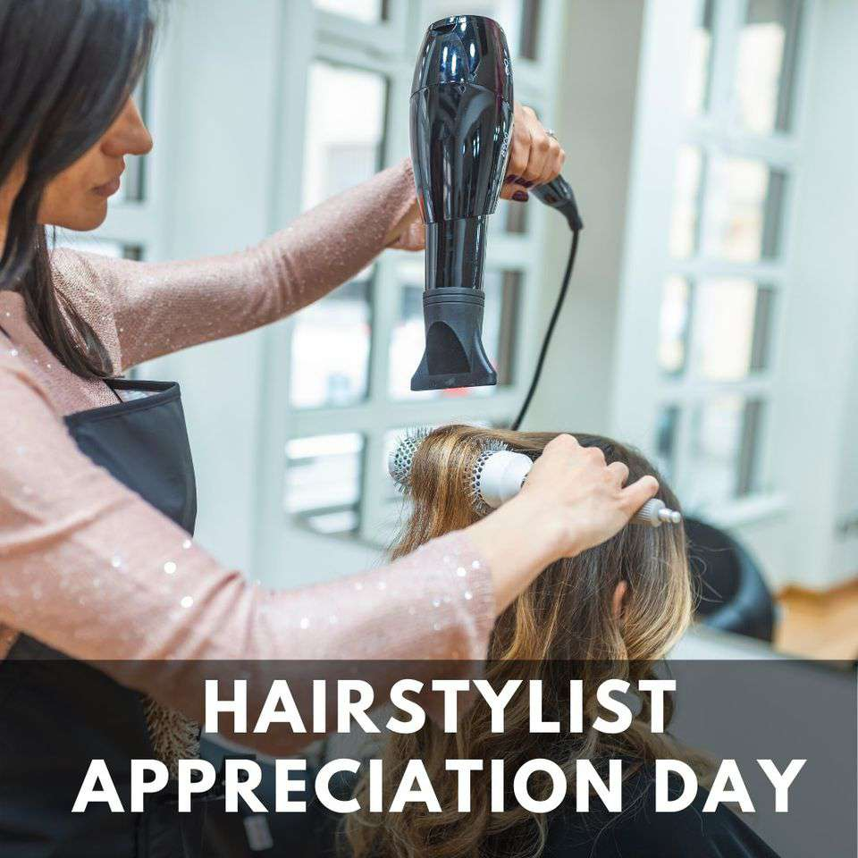 National Hairstylist Appreciation Day Wishes Pics