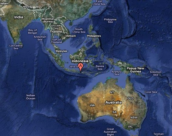 bali térkép Bernadett és Attila Perthben: Bali bevezető bali térkép