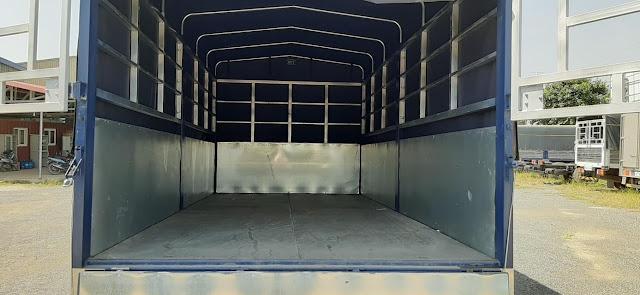 Thùng bạt xe tải IZ65