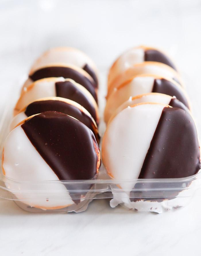Trader Joe's Half Moon Cookies review #traderjoes