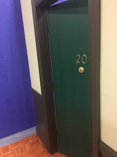 Monica's Door Friends Pop Up NYC