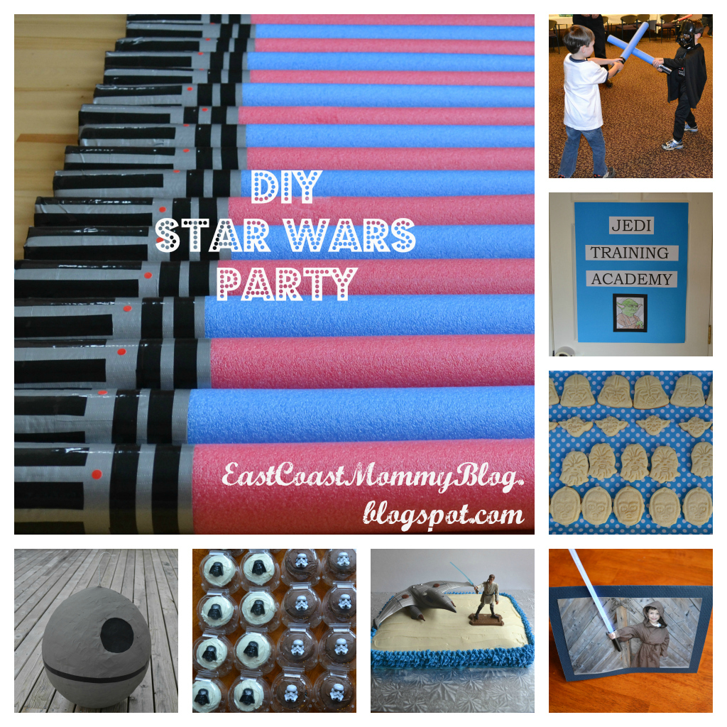 Star Wars Diy : east coast mommy diy star wars party ~ Orissabook.com Haus und Dekorationen