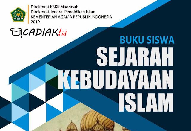 Buku Paket SKI (Sejarah Kebudayaan Islam) Kelas 3 Mi Kurikulum 2013 Revisi 2019 Terbaru PDF