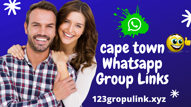 Join 600+ cape town whatsapp group links