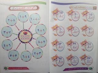 تحميل كتاب الباهر في الرياضيات الصف الثاني الابتدائى الترم الأول