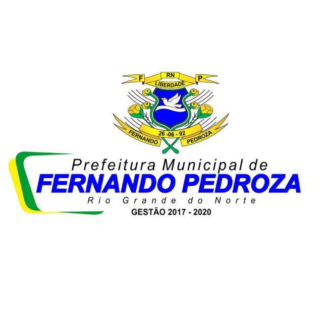 Fernando Pedroza: Prefeitura confirma modificação de data de realização de Pregão Eletrônico
