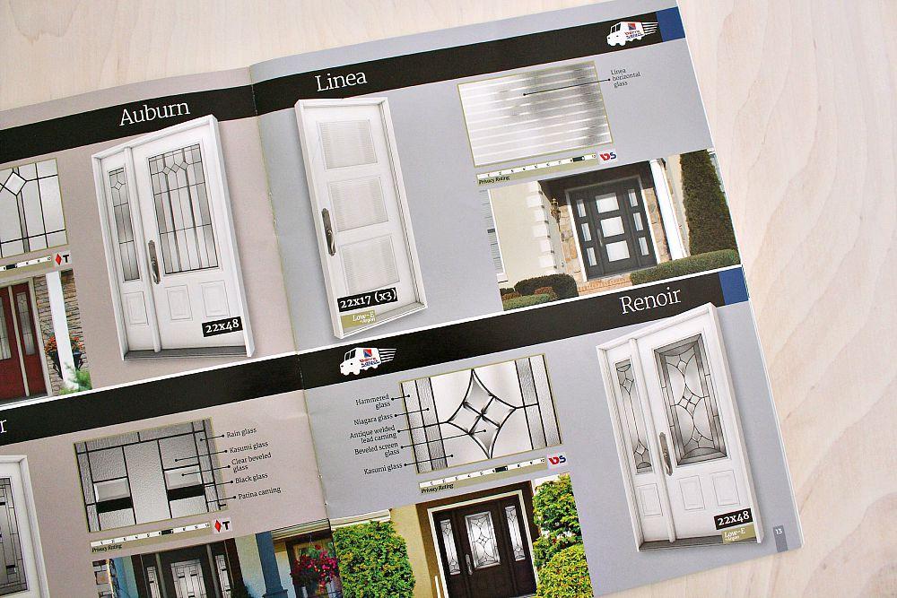 The Linea by Standard Doors