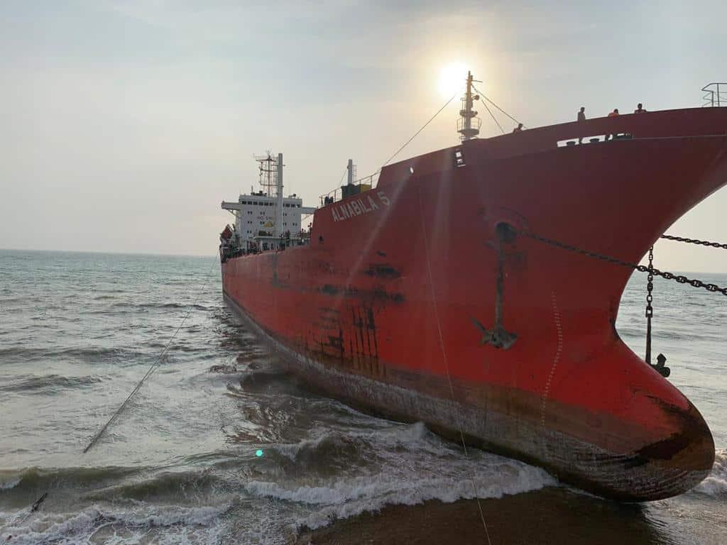تخريد السفن في باكستان