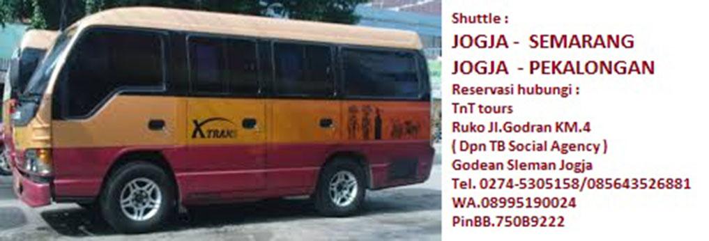 Jadwal Xtrans Shuttle Jogja Semarang Jadwal Travel Info