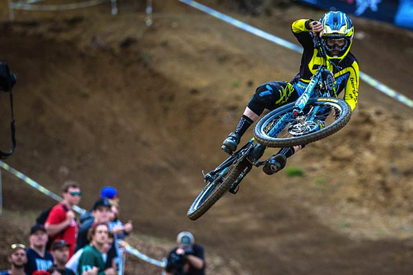 Inaugural Crankworx Rotorua - Casy Brown Whip-off Winner