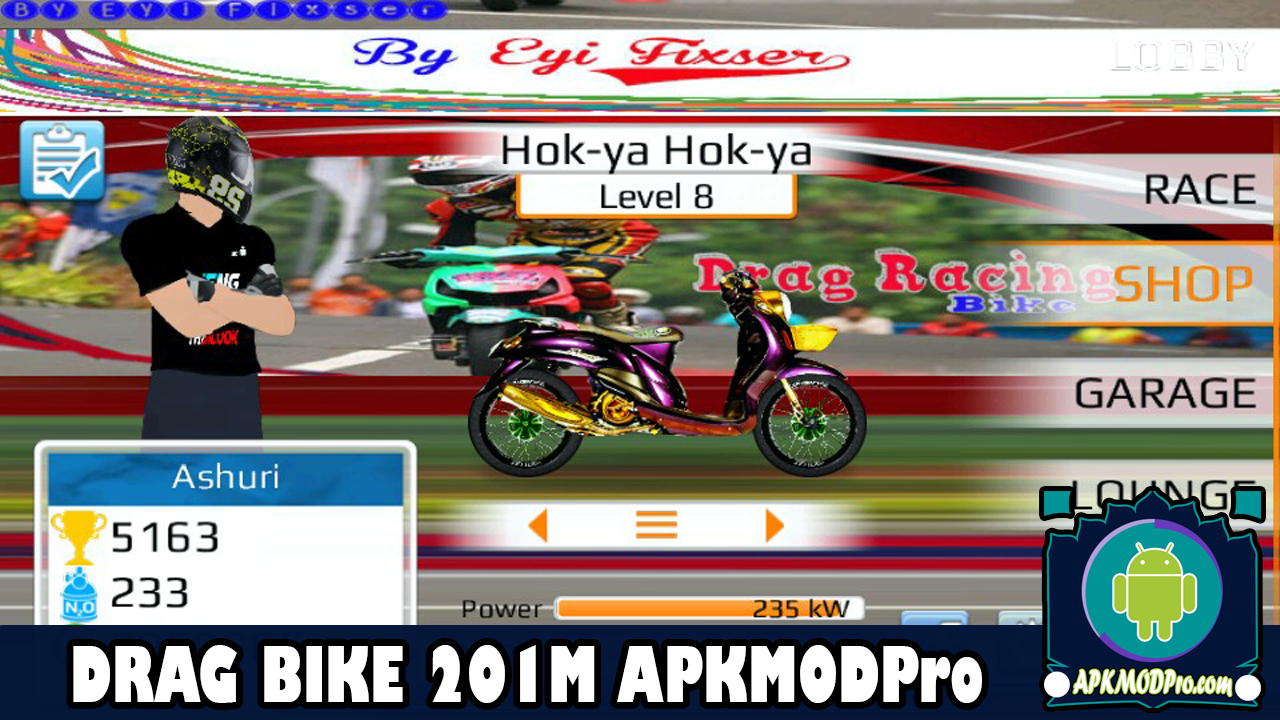 Download Drag Bike 201m Indonesia Terbaru 2020