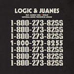 Logic - 1-800-273-8255 (feat. Alessia Cara & Khalid) - Single Cover