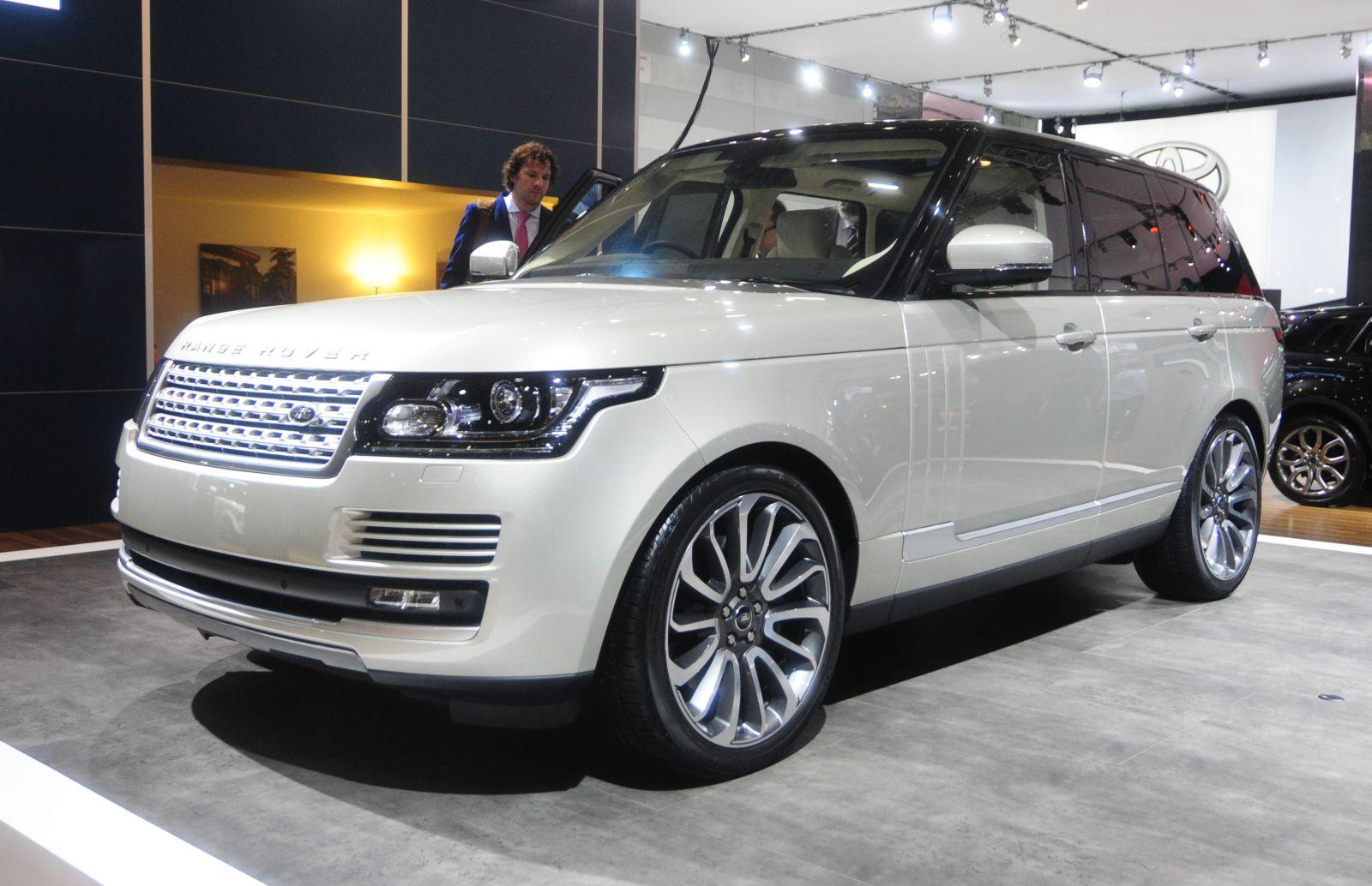 New Range Rover, Best Luxury Car 2012 ~ Automotive