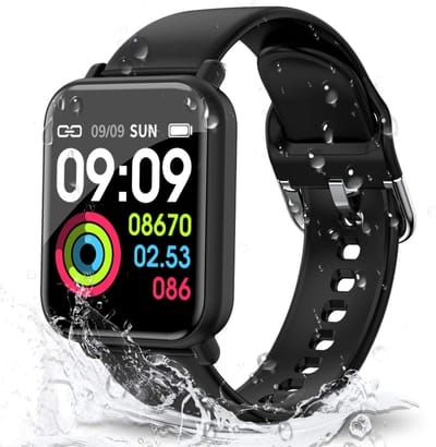 Review FITZOOM Blood Oxygen Monitor Smartwatch