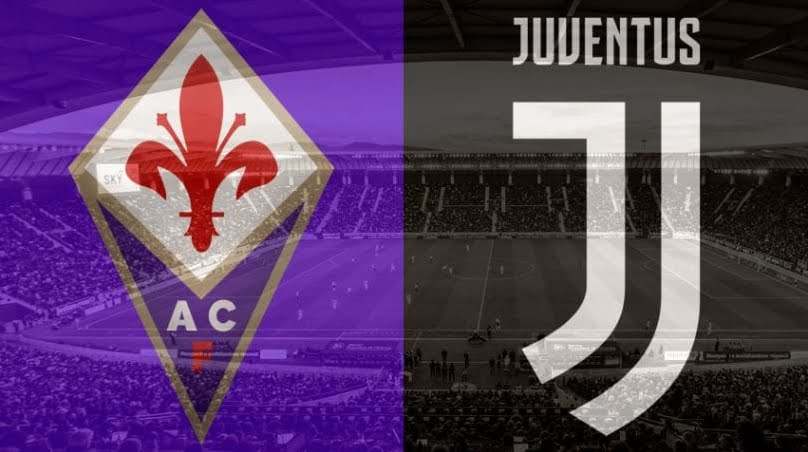 Fiorentina-JUVENTUS Streaming iPhone Android: info YouTube Facebook Sky DAZN, dove vederla Gratis