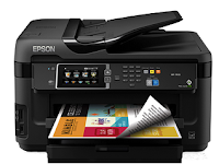 Epson WorkForce WF-7610 Driver Download (Recommended)
