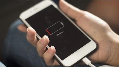 10 Cara Menghemat Baterai Handphone