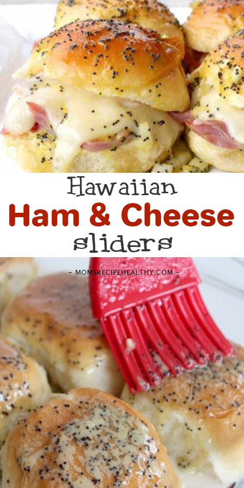 Easy Hawaiian Ham and Swiss Sliders Recipe