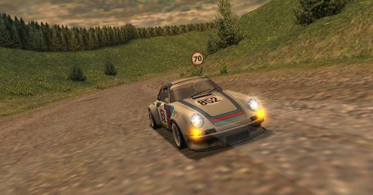 Need For Speed Porsche 2000 PC Full Español