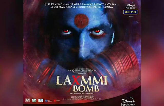Laxmmi-Bomb-trailer-Akshay-Kumar,Laxmmi-Bomb-trailer-out