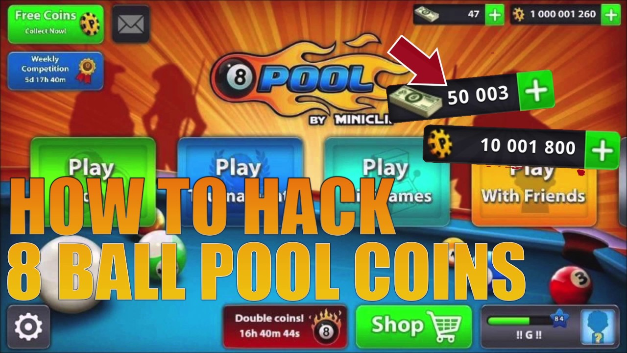 Rone.Space/8Ball 8 Ball Pool Cash Hack No Human Verification ... -