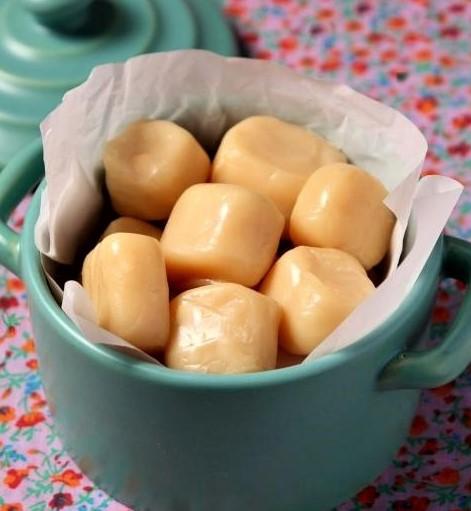 Easy and quick cut dulce de leche recipe