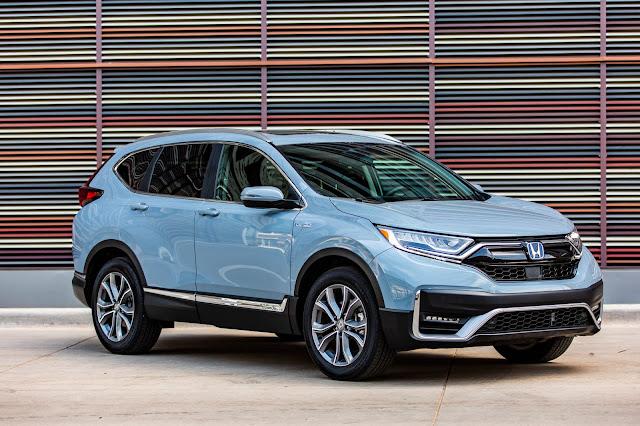 2020 Honda CR-V Review