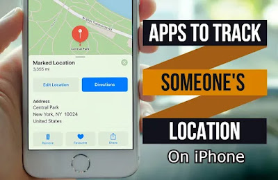 Track Phone Location on iPhone