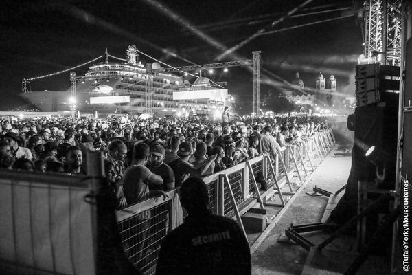 Festival Acontraluz 2019, Dj Anna Esplanade du J4 Marseille / Blog