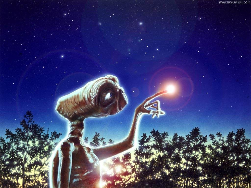 BASILICO: NONNO HA VISTO E.T.!!!