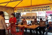 Diposko Kebakaran, Kapolsek Tambora Kedatangan Anggota DPRD DKI Jakarta