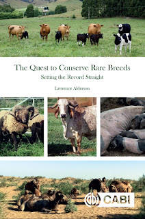 The Quest to Conserve Rare Breeds Setting the Record Straight